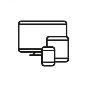 ikona urządzenia mobilne