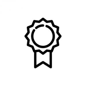 ikona najwyższa jakość